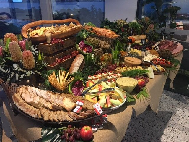Innovations Grazing Table - Create a 'WOW' factor at your next event!