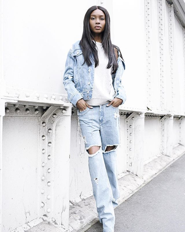 Pin for Later: 12 Essentials That'll Change Your Weekend Wardrobe Laid-Back Denim Weekends mean we live in our denim — find your favourite pair and never let them go.
