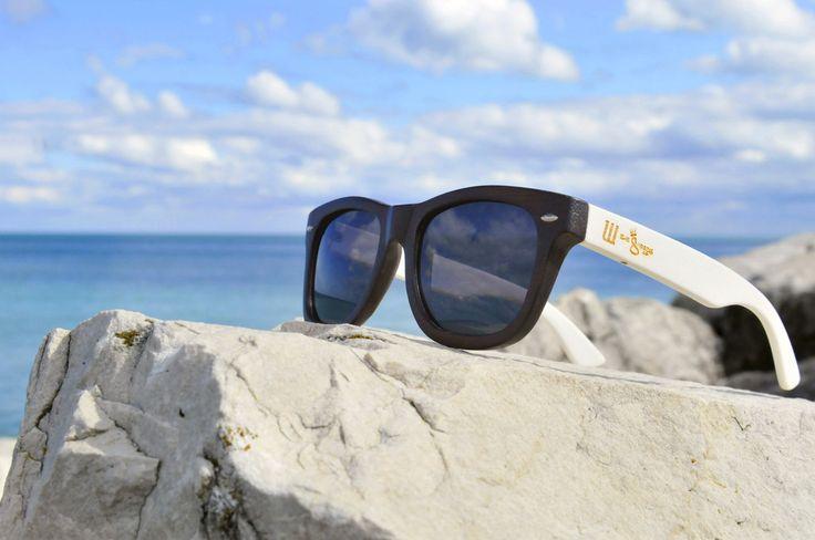 Eco-Friendly Limited Edition FLOATING Bamboo Sunglasses - SheShreds.co