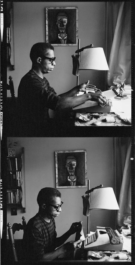 James Baldwin, Vintage Black Photos