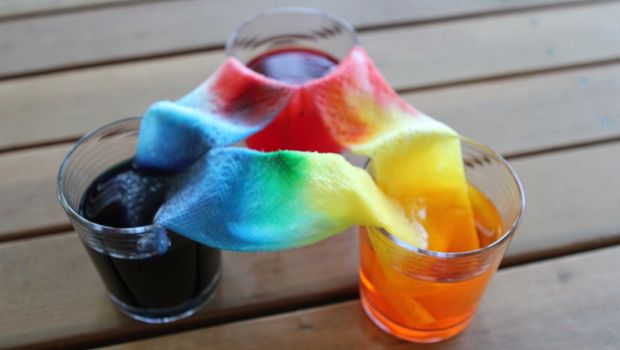 At-Home Science: Color Mixing Experiment | eHow Mom | eHow