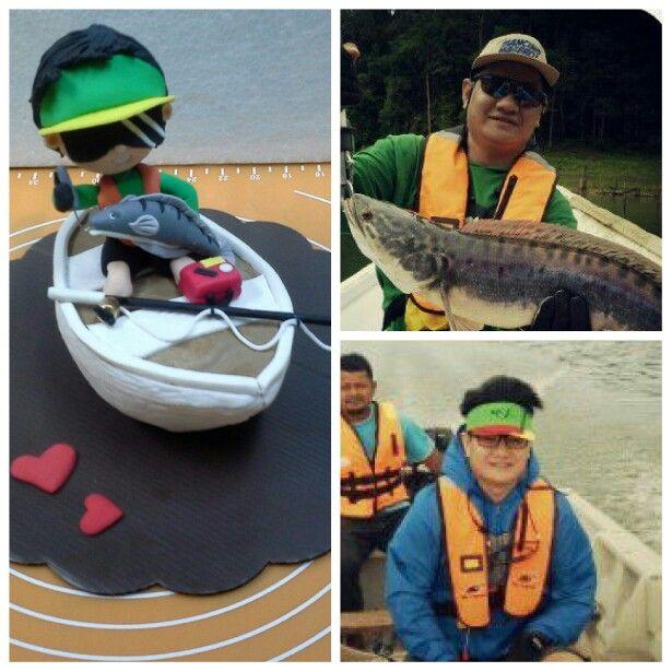 Angler on board
