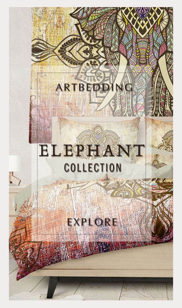 Bedspread designs texture - Check My Elephant Ganesh Designs As Complete Bedding Sets In 8 Sizes Or Wall Tapestries