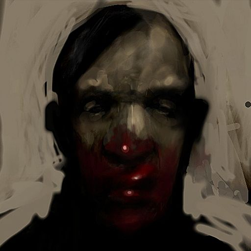 Fingerpainted sketches made on iPod by Sten Backman, via Behance