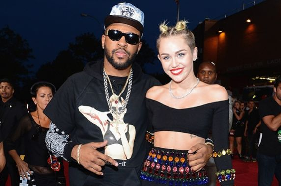"""Am I the producer of the year or what?"" - Mike Will Made It + Miley Cyrus 