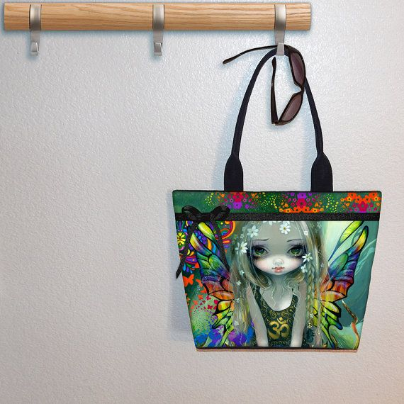VIDA Statement Bag - Rainbow Ganesh statement by VIDA 2fZ0jPTe