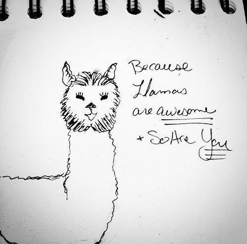 Llamas Quotes Inspirational: Inspirational Quotes