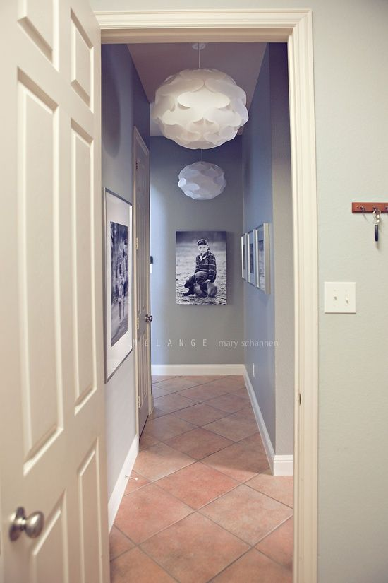 17 beste idee n over lange gang inrichten op pinterest lange gang tapijten en hal vloerkleed - Gang verf ...