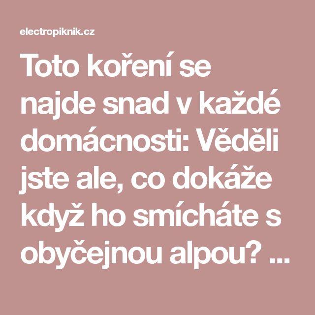 Toto koření se najde snad v každé domácnosti: Věděli jste ale, co dokáže když ho smícháte s obyčejnou alpou? - electropiknik.cz
