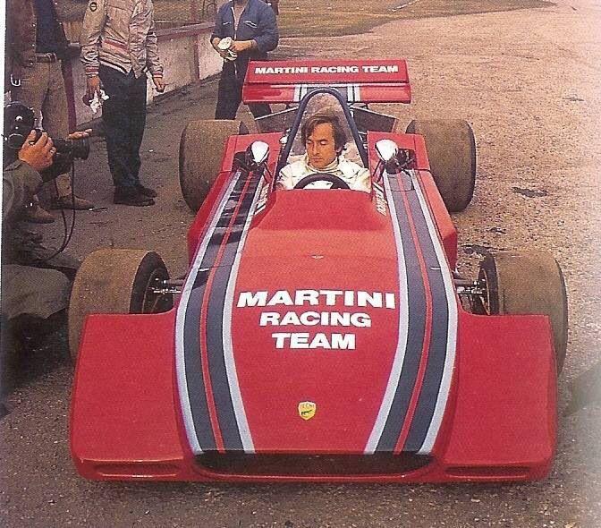 Nanni Galli, Tecno-Martini F1 (1972)