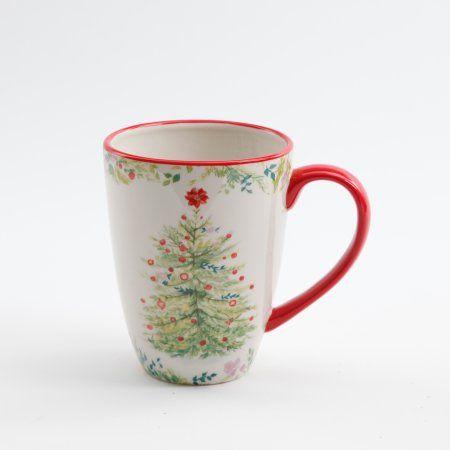 The Pioneer Woman Holiday Cheer Jumbo Mug - Walmart.com