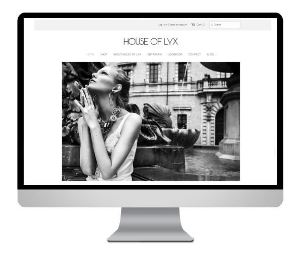 House of Lyx e-boutique launching this Sunday! Follow us on Instagram - http://instagram.com/houseoflyx