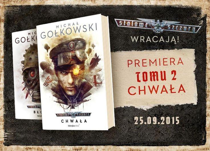 Michał Gołkowski - wieczór autorski
