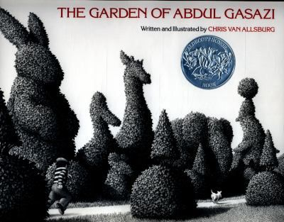 Sometimes that very thin line between illusion and reality is not as clearly defined as we would like it to be. It certainly wasn't the day that Alan Mitz stumbled into the garden of Abdul Gasazi. For in this bizarre and eerie place -- where strange topiary trees loomed -- the evil visage of Gasazi casts its shadow.
