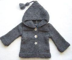 petit manteau 3-6 mois - tuto