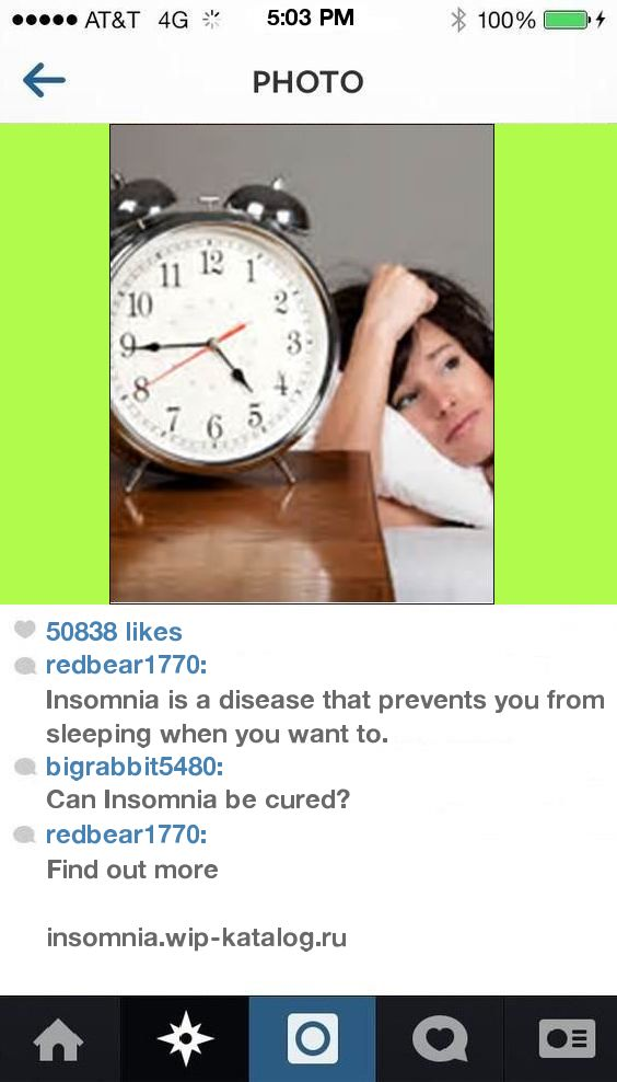 Rtop Reasons For Insomnia 140508 - Insomnia. You have nothing to lose! Visit Site Now.