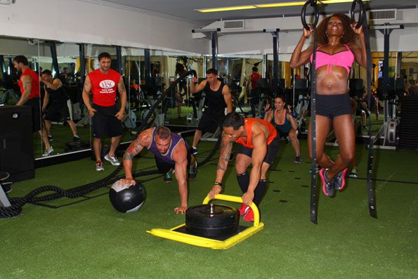 Town Sports Clubs Swap Machines for Turf Training Zones : Looking for a way to shake up your indoor workouts? There might be a pretty cool one coming to a gym near you: Town Sports International, the parent company of the Washington, Philadelphia, Boston and New York Sports Club... #SelfMagazine