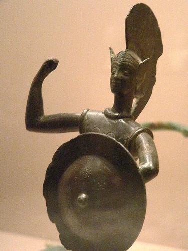 Etruscan 5th century BCE