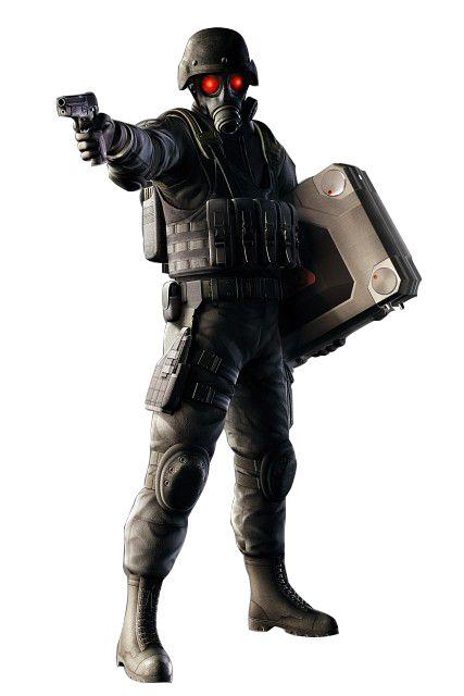 Resident Evil Hunk  | Resident Evil 6 Hunk