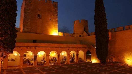 Pousada Castelo de Alvito - castle and hotel - Alvito #Alentejo #Portugal