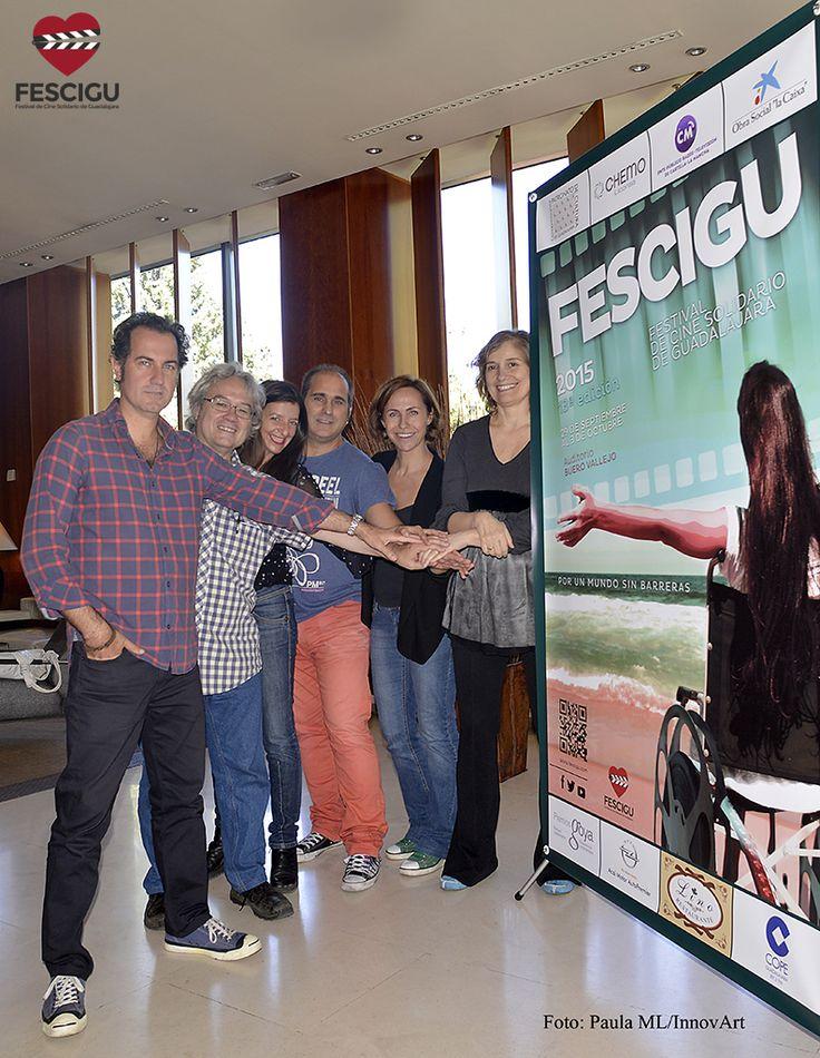 Reunión Jurado XIII FESCIGU 2015