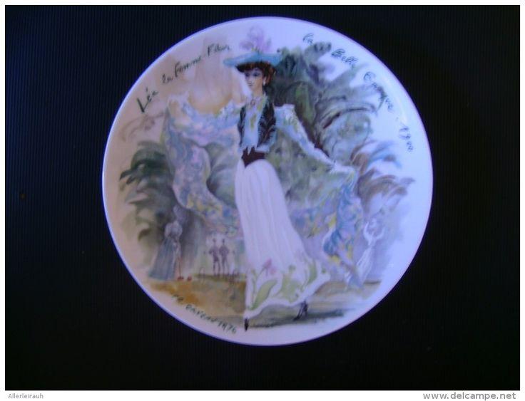 Modeteller: Henri d `Arceau - Limoges - Les femmes du siècle  1900
