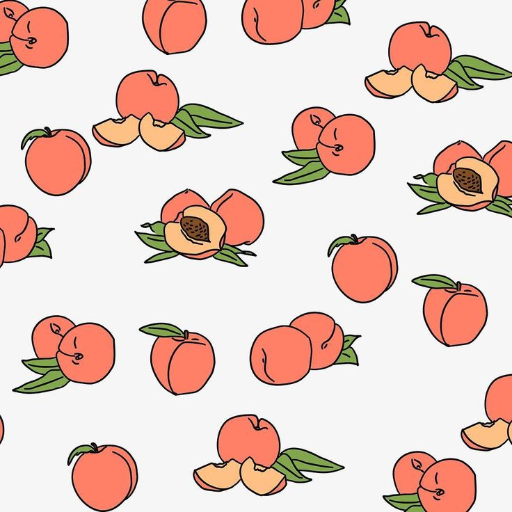 This wednesday's #wednesdaypattern was a peachy request from @tdc36 If you fancy getting this fruity little number as a phone wallpaper I'll be sending one out in my fortnightly newsletter - sign up over on my blog www.workovereasy.com #peach #peaches #peachy #fruit #fruity #pattern #patterns #butt #butts #illustration #illustrator #design #designer #patterndesign #creative #art #drawing #