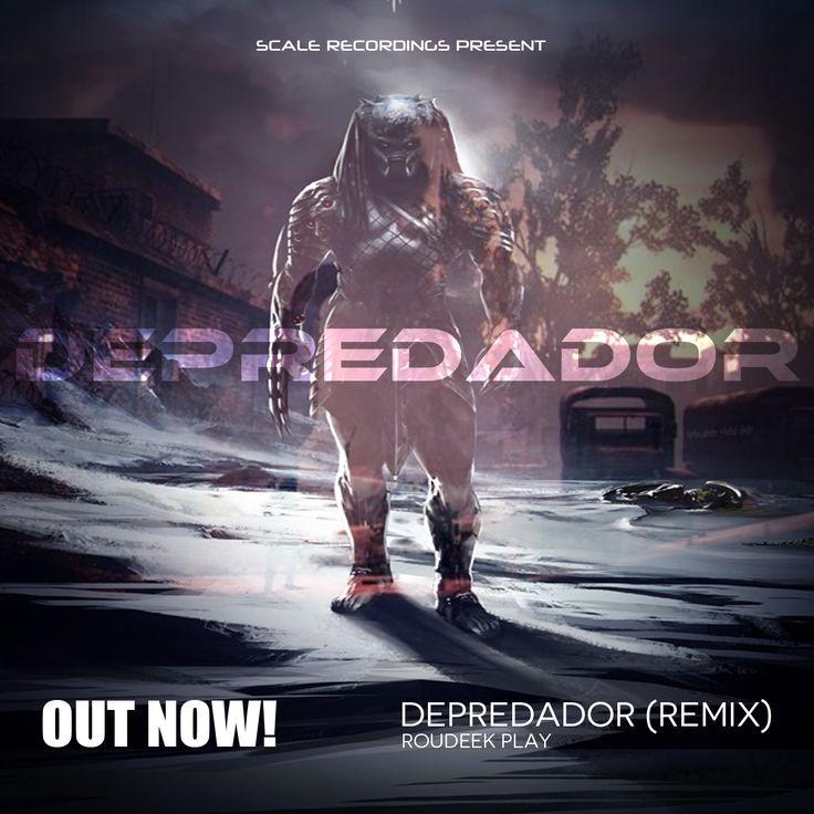 Roudeek Play - Depredador (Official Cover Art)
