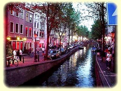 Rosse buurt, Amsterdam