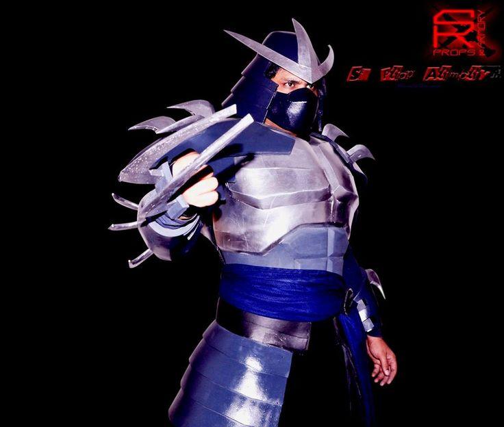shredder V-2003 cosplay