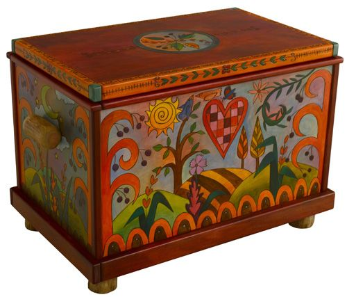 """Home+Storage+Chest,+without+drawer.  Dimensions:+35""""W+22.5""""D+24""""H"""