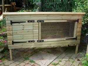 ... Rabbit Hutch Plans Large Rabbit Hutch Plans' Free Rabbit Hutch Plans