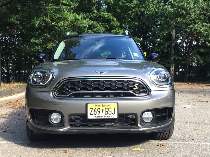 The MINI Countryman hybrid is the funkiest SUV you can buy  here's what it's like to drive