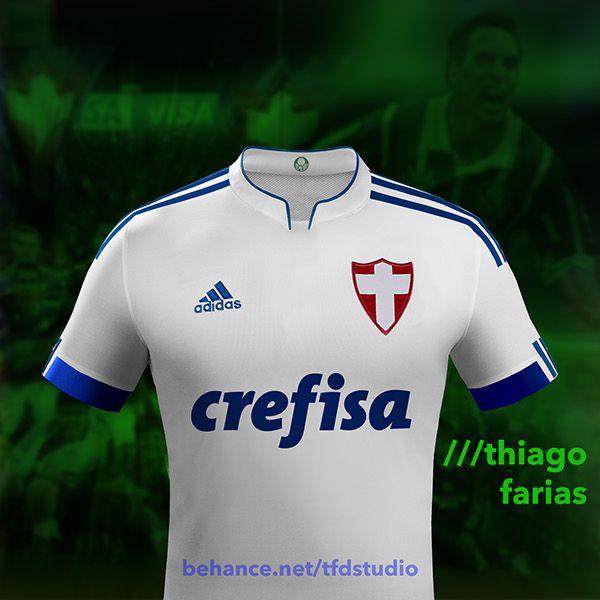 Jaqueta Adidas Palmeiras 2018 Azul