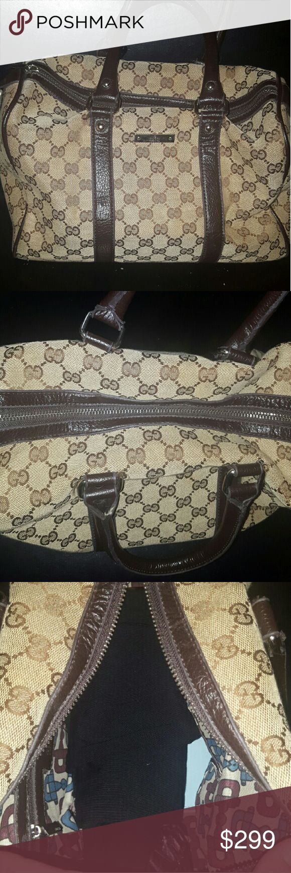 Gorgeous bag One of my faves I really am not sure I want to let this go, maybe for the right offer its in euc | price reflects and is neogotiable. please do not purchase without letting me know first, order may be cancelled otherwise 💕 Gucci Bags