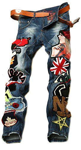 BiePa Herren Mode Hose Denim Jeans Freizeithose Jeanshose... https://www.amazon.de/dp/B01M9I0QLE/ref=cm_sw_r_pi_dp_x_3oKBybRFGBCJE