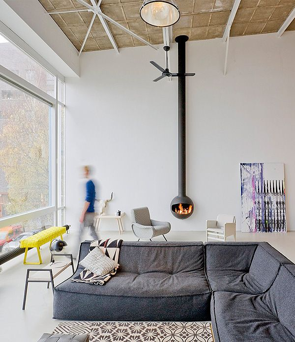 Loft House, KNSM Eiland, Amsterdam | Marc Koehler Architects