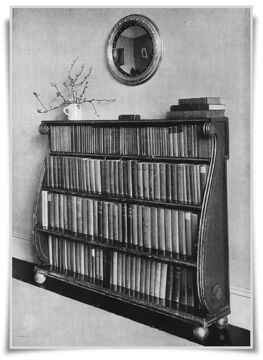 English Empire Bookcase. 12 best Antique American furniture images on Pinterest   Early