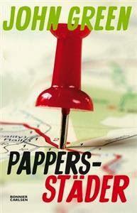 """Kim M. Kimselius är här nu!: """"En bok man inte kan undgå att älska"""" Pappersstäder av John Green http://kim-m-kimselius.blogspot.se/2014/03/en-bok-man-inte-kan-undga-att-alska.html #blogg100"""