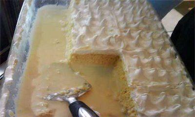 Esta torta de tres leches es deliciosa para un cumpleaños o alguna fiesta en la que estés celebrando una ocasión especial.