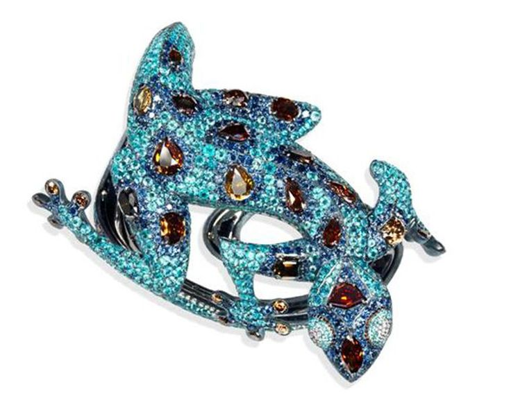 221 best chopard jewelry established 1860 geneva for Chopard animal world jewelry collection