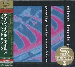 Pretty Hate Machine Nine Inch Nails [CD]