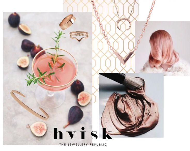 Rose gold inspo http://hvi.sk/r/4YFH #hvisk #hviskstylist