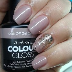 Artistic Colour Gloss Sensual Available At Louella Belle #ArtisticNailDesign #ArtisticColourGloss #NudeNails #Nude #GelPolish #LouellaBelle