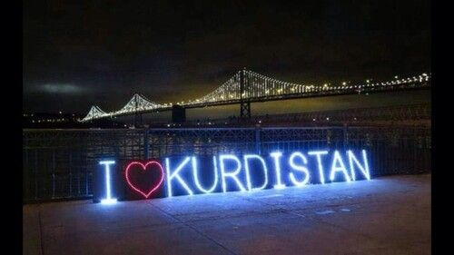 I ♡♡♡♡ Kurdistan