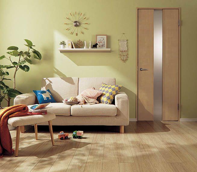 イメージ写真から室内ドア・フローリング・収納を探す 室内ドア・フローリング・収納   Panasonic