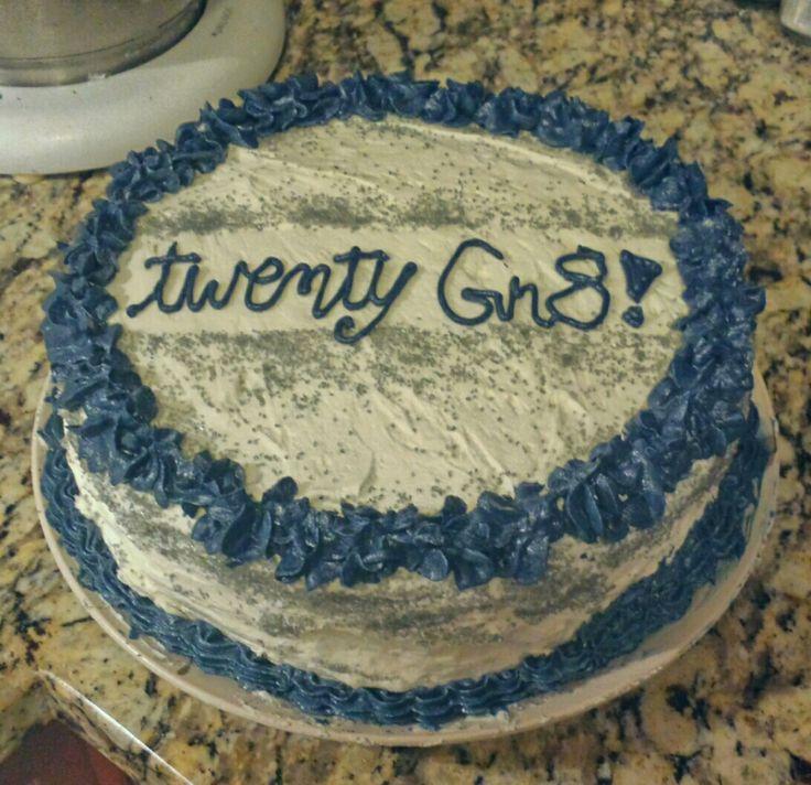 17 Best Ideas About Husband Birthday Cakes On Pinterest