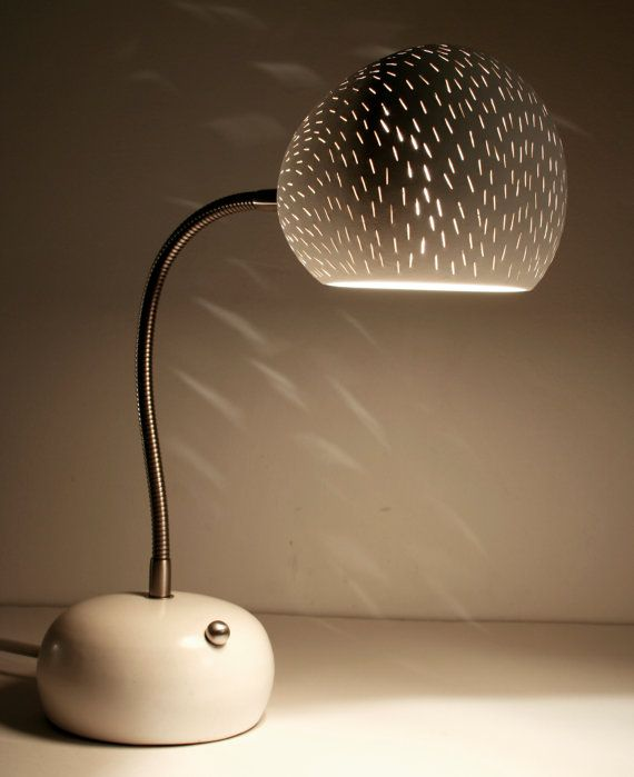 Desk Lamp with Touch dimmer Claylight Porcupine  ON by lightexture, $199.00