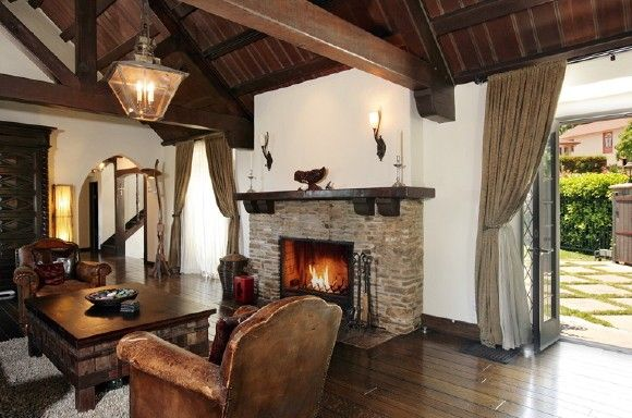 Tudor style fireplace tudor house pinterest house for Tudor style fireplace