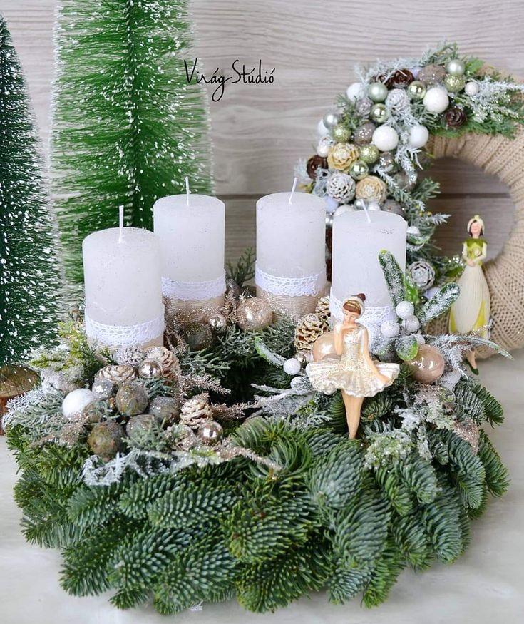 Pin Von Gertraud Peinhopf Auf Deko: Pin Von Andrea Auf Christmas